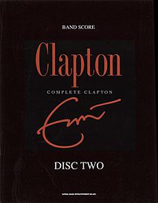 エリック・クラプトン「ライフタイム・ベスト」DISC TWO