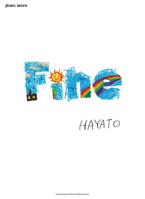 HAYATO「Fine」