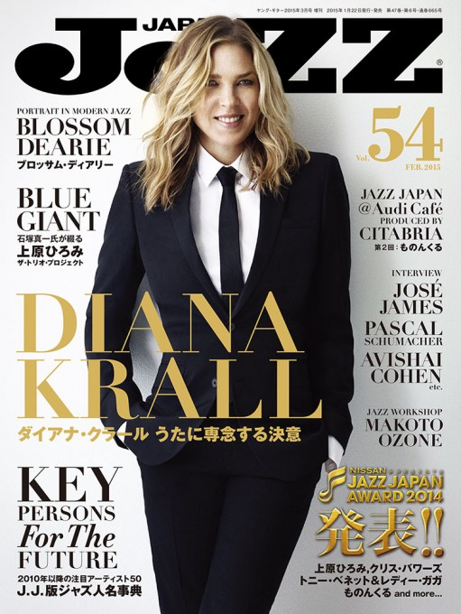 JaZZ JAPAN Vol.54