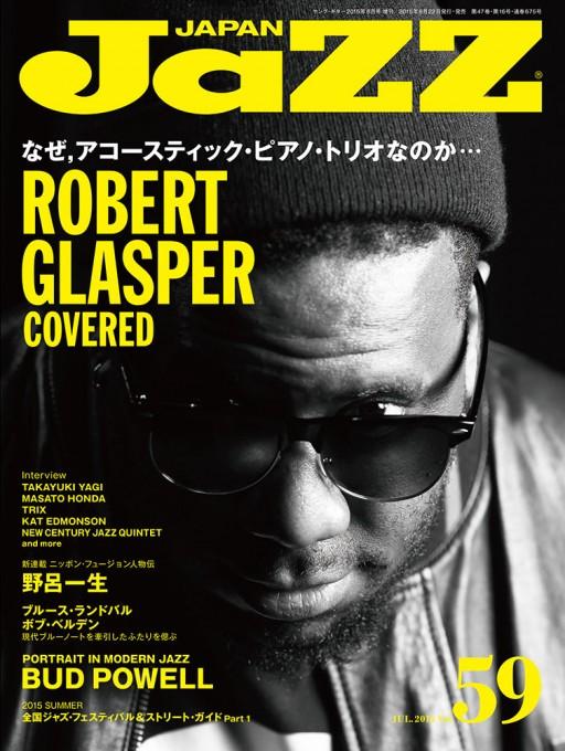 JaZZ JAPAN Vol.59