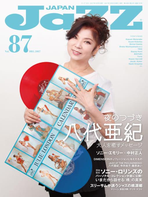 JaZZ JAPAN Vol.87