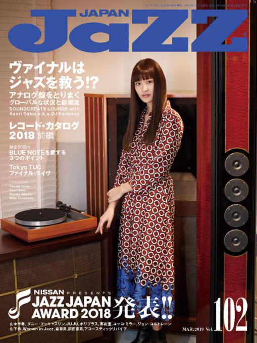 JaZZ JAPAN Vol.102