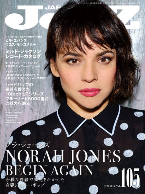 JaZZ JAPAN Vol.105
