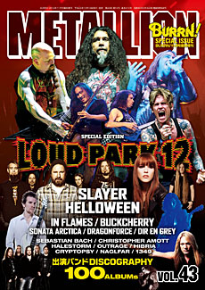 METALLION Vol.43