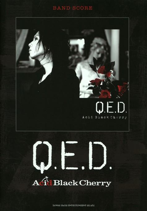 Acid Black Cherry「Q.E.D.」