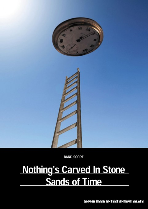 Nothing's Carved In Stone「Sands of Time」
