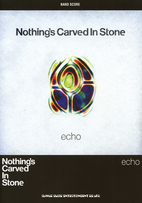 Nothing's Carved In Stone「echo」