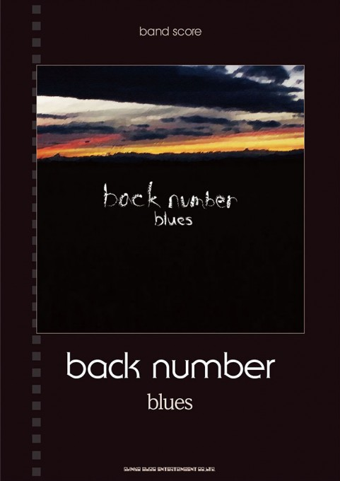 back number「blues」