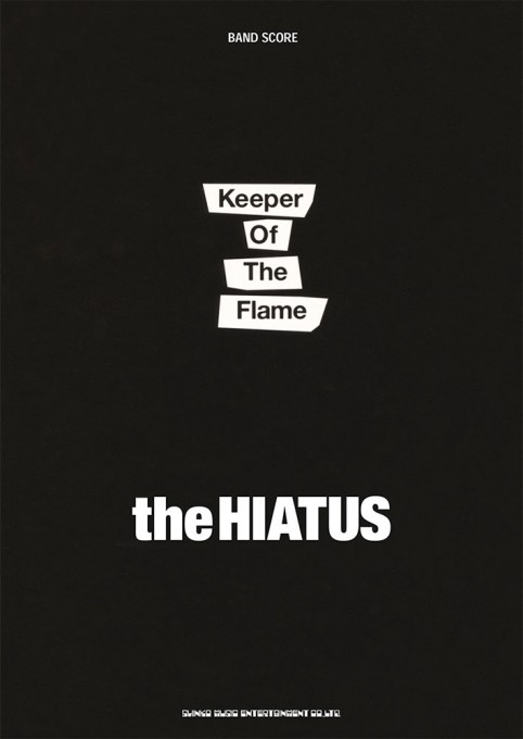 the HIATUS「Keeper Of The Flame」