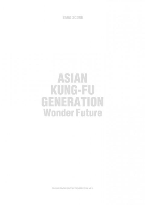 ASIAN KUNG-FU GENERATION「Wonder Future」