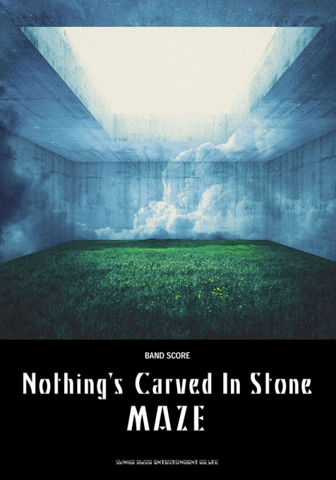 Nothing's Carved In Stone「MAZE」