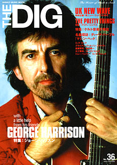 THE DIG No.36<シンコー・ミュージック・ムック>