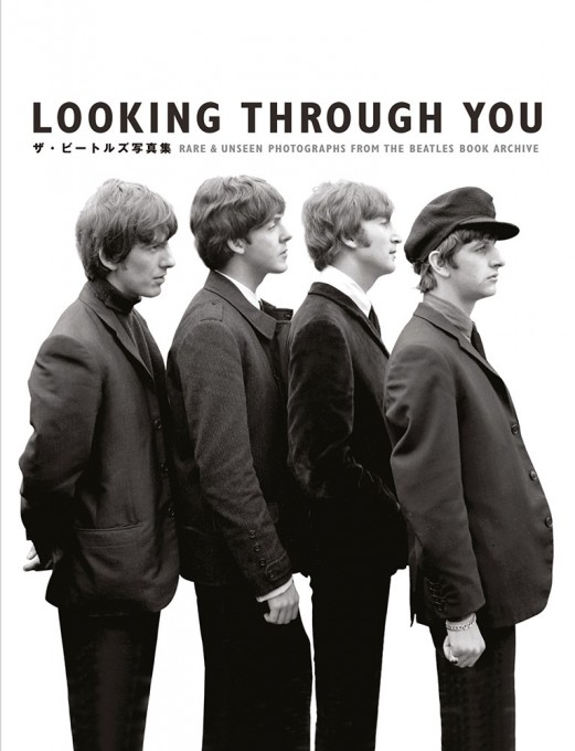 LOOKING THROUGH YOU ザ・ビートルズ写真集