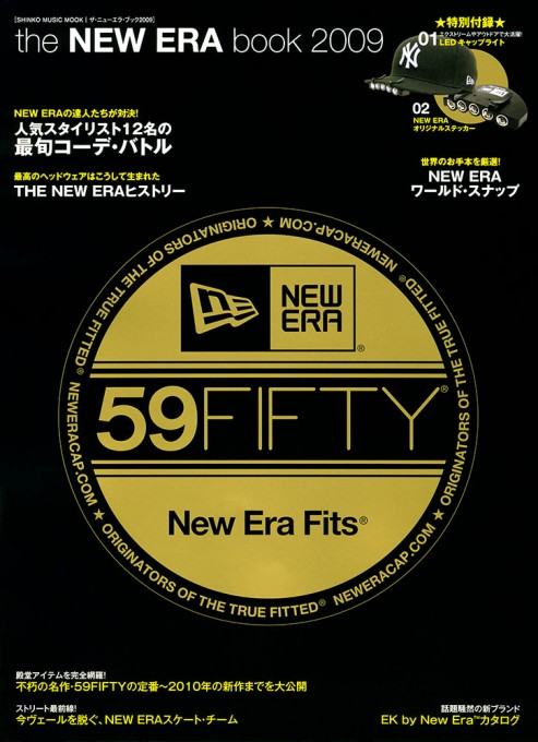 The NEW ERA Book  2009<シンコー・ミュージック・ムック>