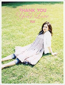THANK YOU FOR YOUR LOVE[ヒストリーブック240P+「赤いテレキャス」ミニブック32P(ボックス入り仕様)]
