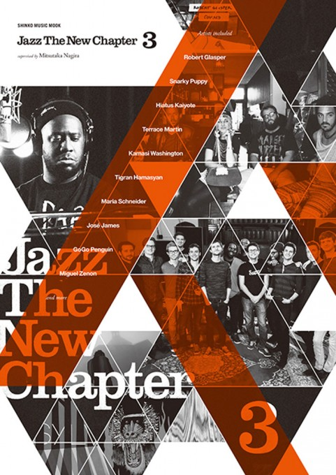 Jazz The New Chapter 3<シンコー・ミュージック・ムック>