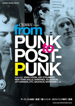 CROSSBEAT Presents from PUNK to POST-PUNK<シンコー・ミュージック・ムック>