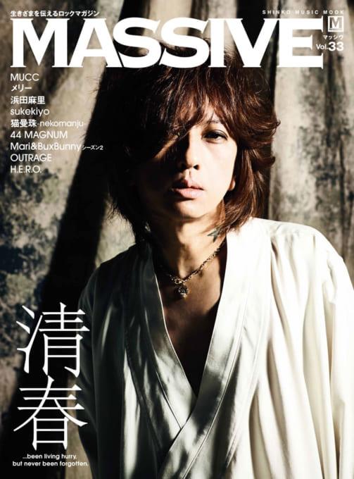 MASSIVE Vol.33<シンコー・ミュージック・ムック>