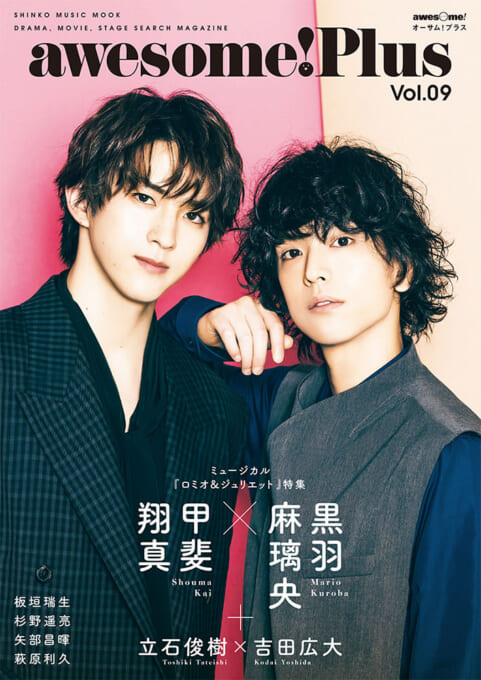awesome! Plus Vol.09<シンコー・ミュージック・ムック>
