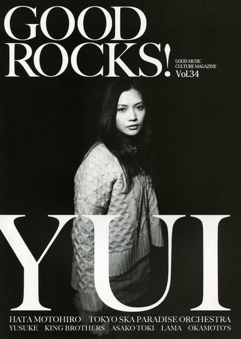 GOOD ROCKS! Vol.34