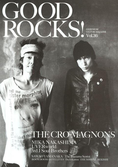 GOOD ROCKS! Vol.36